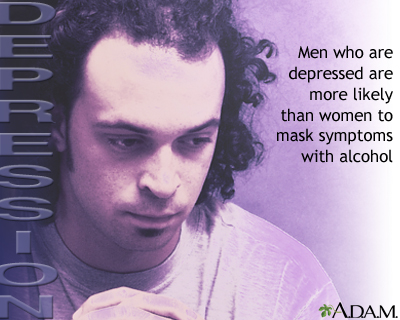 Depression and men