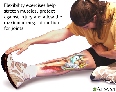 Flexibility exercise